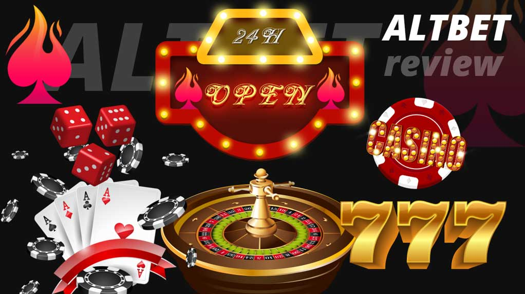 Crypto Gambling with Altbet