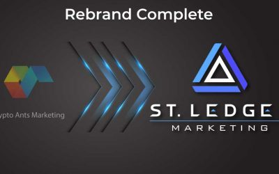 Rebrand of our marketing agency